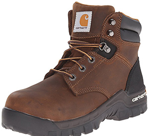 best Carhartt womens rugged winter work boots