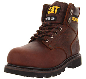 best Caterpillar work boots for men Steel Toe