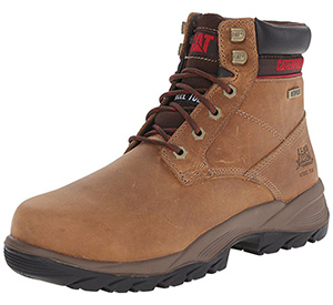 best caterpillar womens steel toe comfortable work boots