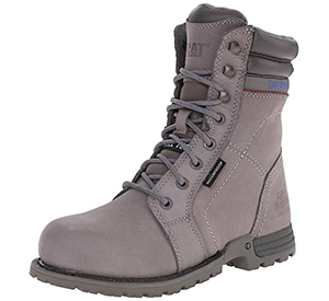best Caterpillar Womens Echo winter work boots