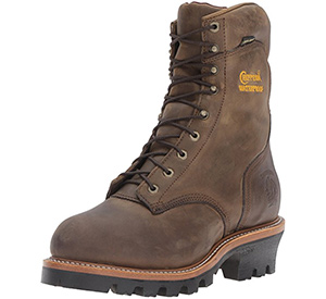 best chippewa mens american made work boots