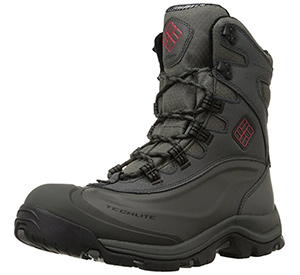 best Columbia Mens winter work boots