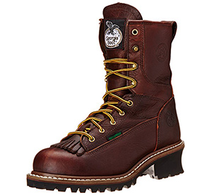 best georgia mens logger boots