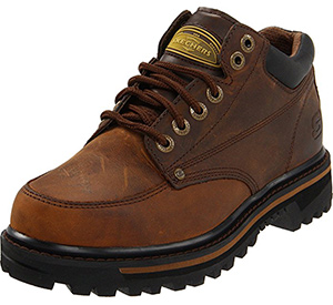 best skechers mens comfortable work boots
