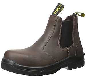 best Stanley work boots for men Steel Toe