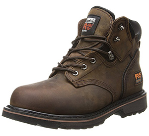best Timberland work boots for men pit boss