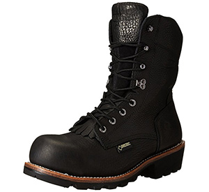 best wolverine mens logger boots