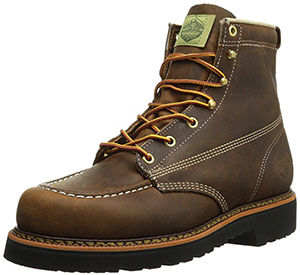 best american made wood n stream mens work boots
