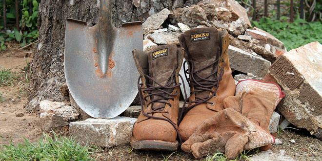 how to buy work boots