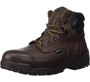 timberland pro men's 26078 titan 6 waterproof work boot