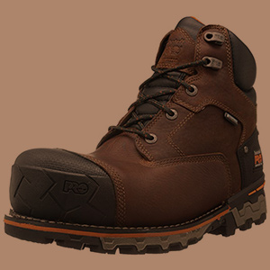 Men's Timberland Pro Boondock 6 Comp Toe Work Boots Review
